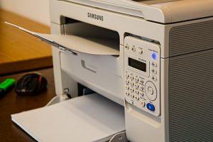 NO comprar maquina fax