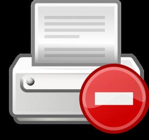 error envio fax