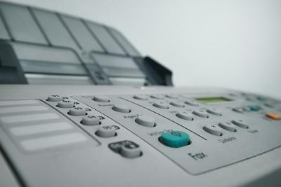 uso del fax